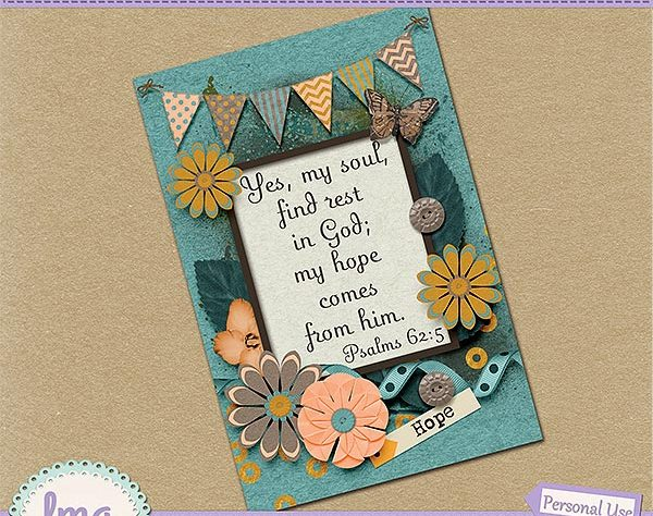 Printable Bible Scripture Cards