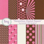 Ice Cream – Neopolitan – Paper Pack