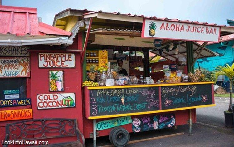 Aloha Juice Bar - Must Eat Food Kauai
