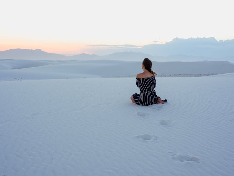 White Sands - Does God Want Us to Beg