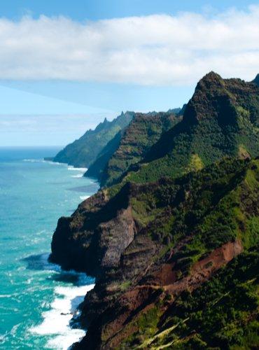Nā Pali Coast - Jack Harter Helicopter Tour Kauai