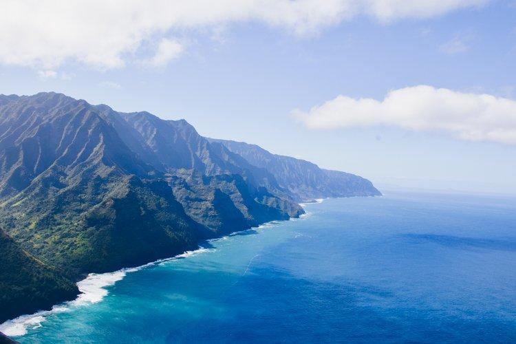 Hike Na Pali Coast Kauai