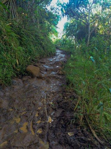 Hanakapi'ai Falls - Hike Na Pali Coast Kauai