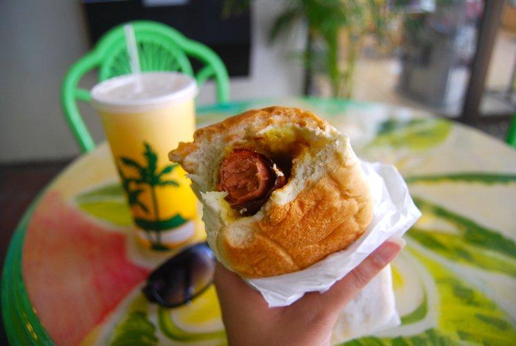 Puka Dog - Must Eat Food Kauai