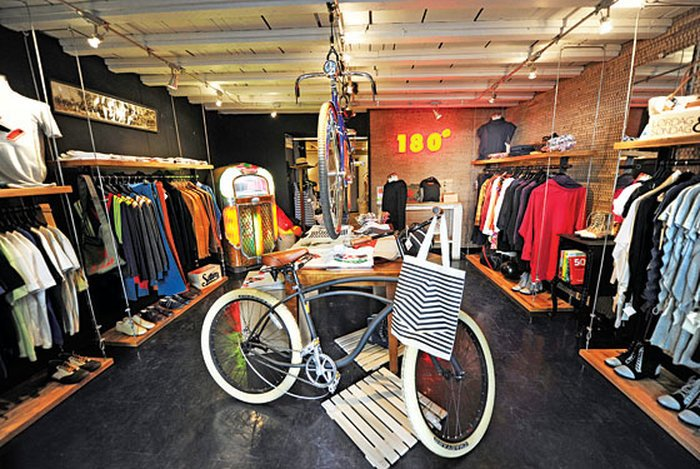 180 shop - La Roma, Mexico City