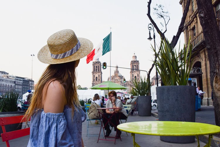 Historic Center - 20 Photos Inspire You to Visit Mexico City, Mexico