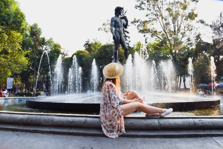 Plaza Río de Janeiro - 20 Photos Inspire You to Visit Mexico City, Mexico