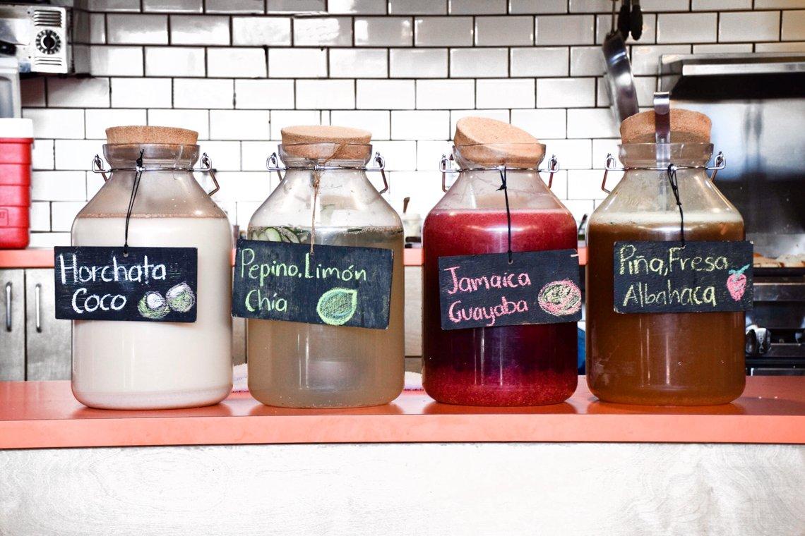Agua Frescas - Non-Alcoholic Mexican Drinks