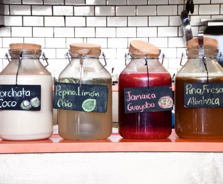 Agua Frescas - Non-Alcoholic Mexican Drinks
