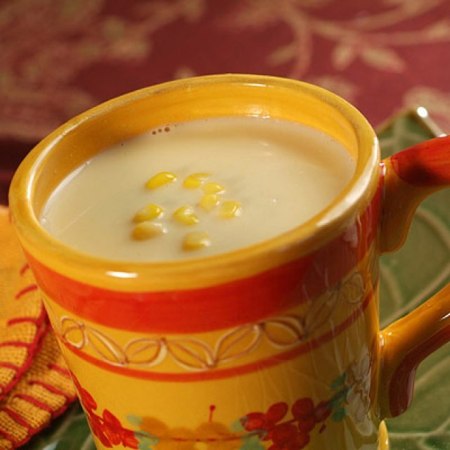 Non-Alcoholic Mexican Drinks - Atole de Elote