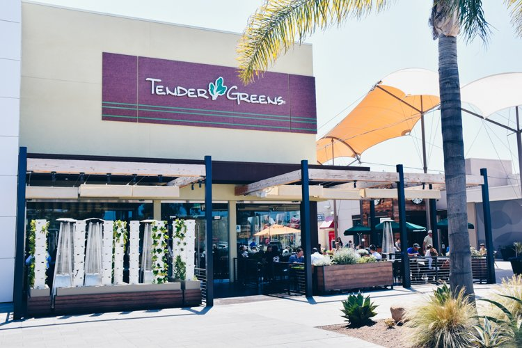 Tender Greens - Best Places to Eat in San Diego