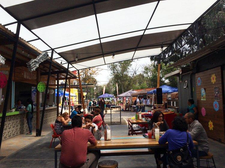 Things to do in Tijuana, Food Garden