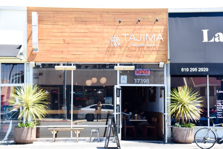 Tajima Ramen Bar - Best Places to Eat in San Diego