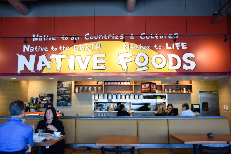 Native Food's Café - Best Places to Eat in San Diego