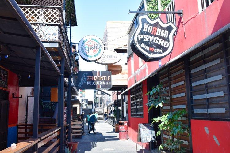Things to do in Tijuana, Plaza Fiesta