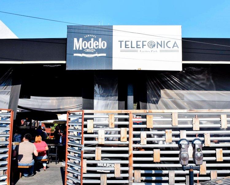 Tijuana, Mexico Hipster Scene, Telefónica Gastro Park