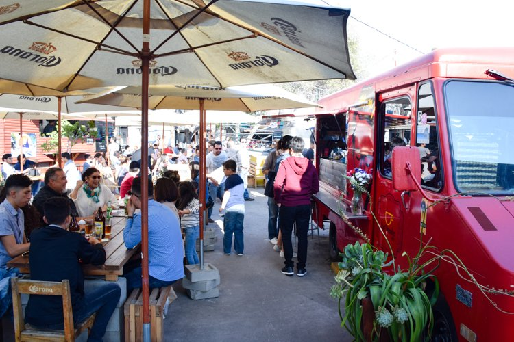 Things to do in Tijuana, Telefonica Gastro Park