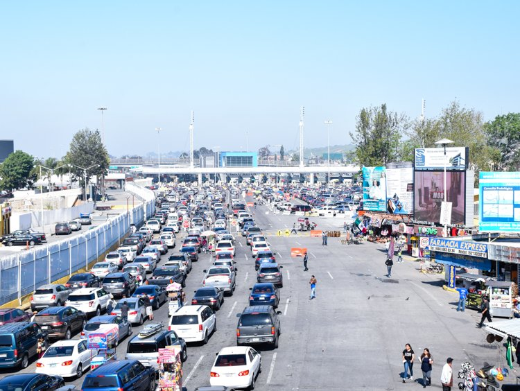 Visiting Tijuana, Mexico - San Ysidro Border Wait Time