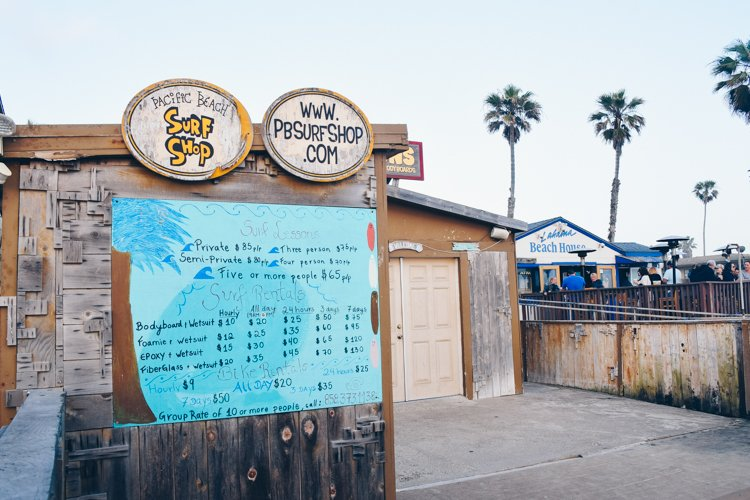 Mission Beach - Best Beaches in San Diego