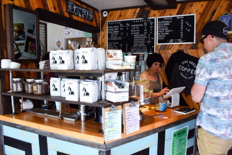Best San Diego Coffee Shops - Dark Horse
