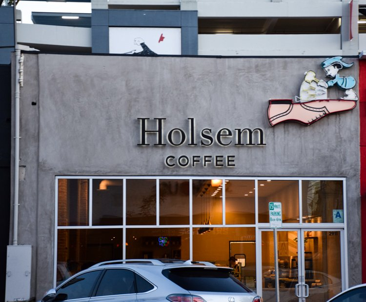 Best San Diego Coffee Shops - Holsem Coffee