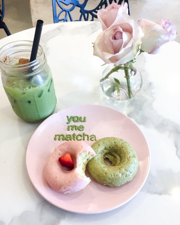 Holy Matcha - San Diego Instagram Spots