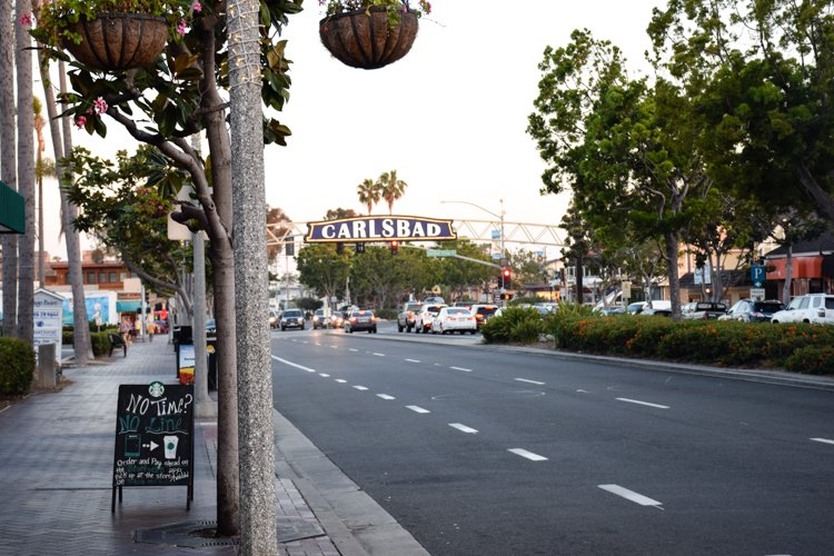 Carlsbad - San Diego Neighborhood