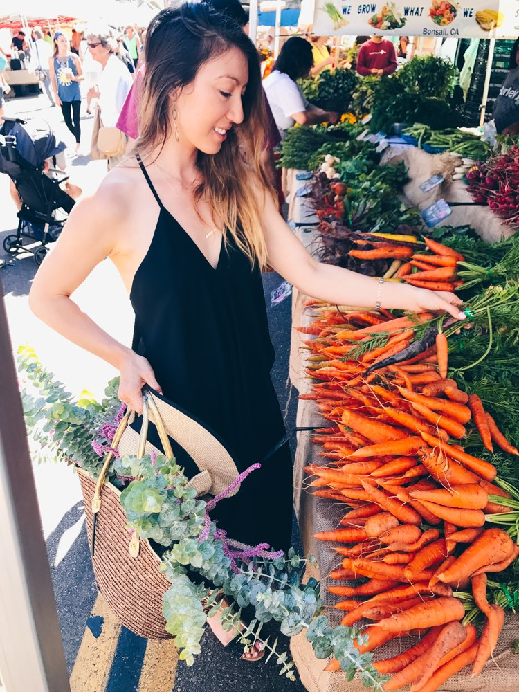Saturday San Diego County Farmers Markets - Little Italy Farmers Market