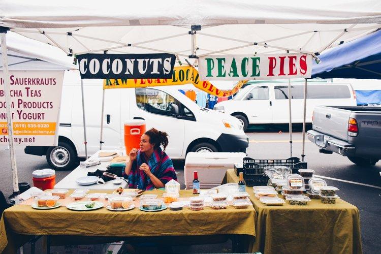 Ocean Beach Farmers Market - San Diego Farmers Markets