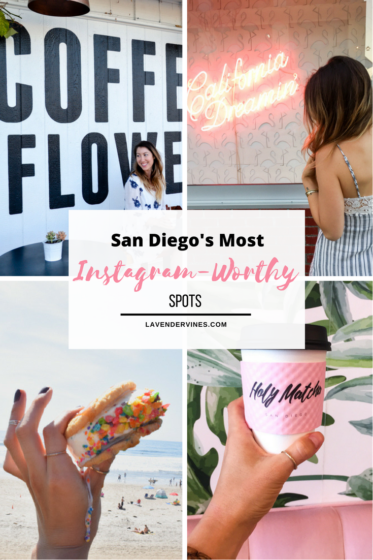 San Diego's Most Instagram-Worthy Spots