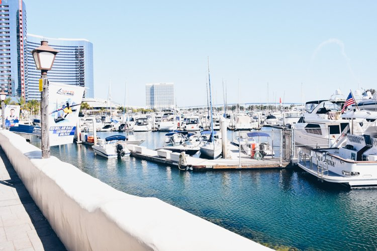 San Diego Waterfront - Downtown - San Diego Neighborhood