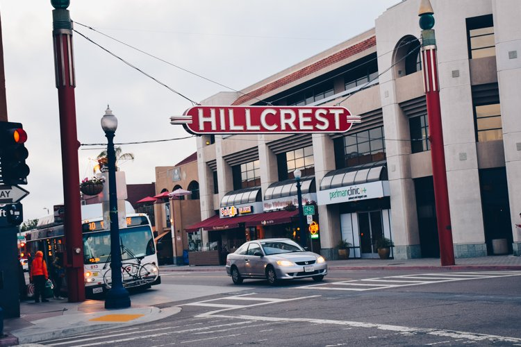 Hillcrest - San Diego Neighborhood