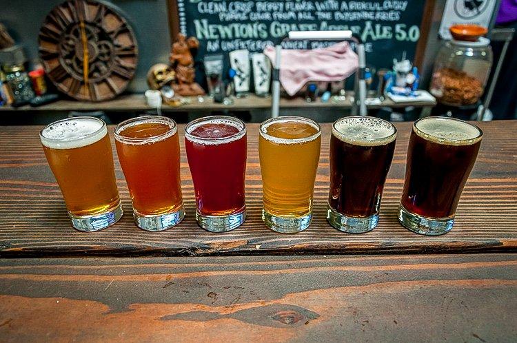 Craft Beer - 10 Reasons to Visit San Diego, California