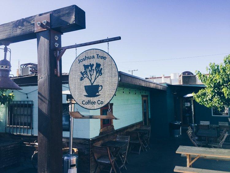 Joshua Tree Coffee Company - Joshua Tree National Park