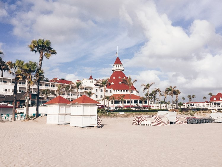 Coronado Beach - San Diego Bucket List