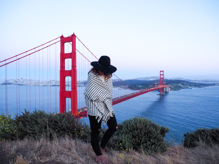 Golden Gate Bridge - 48 Hours in San Francisco, California