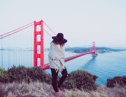 The Best Places to Photograph the Golden Gate Bridge at Sunset