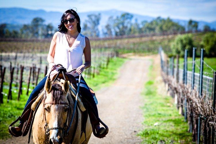 Horseback Tour - Temecula Valley Wineries