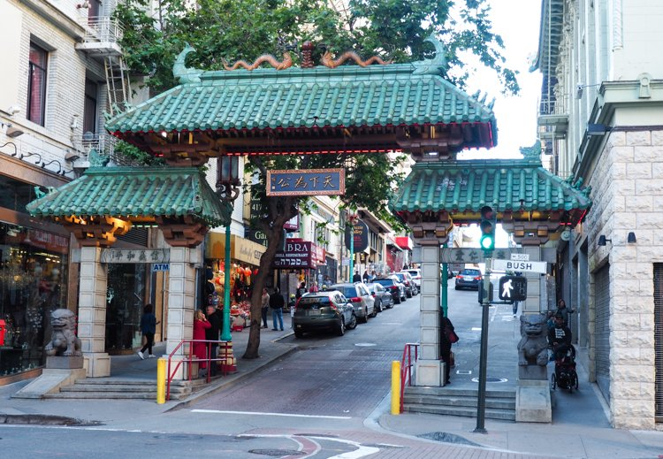 Chinatown - 48 Hours in San Francisco