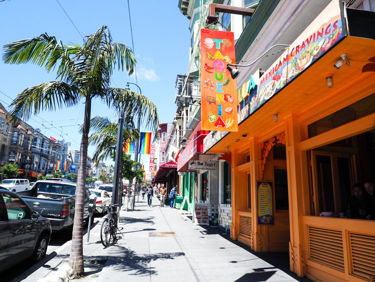 The Castro Neighborhood - 48 Hours in San Francisco