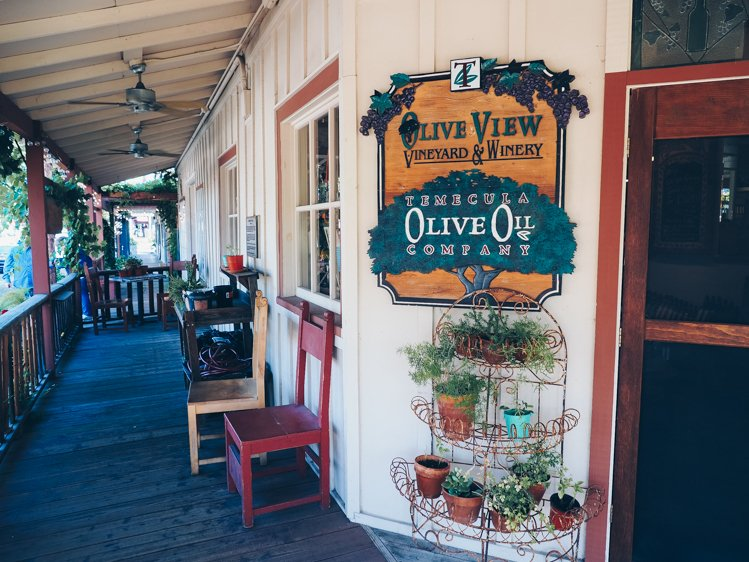 Temecula Olive Oil Company - Temecula Valley Wineries