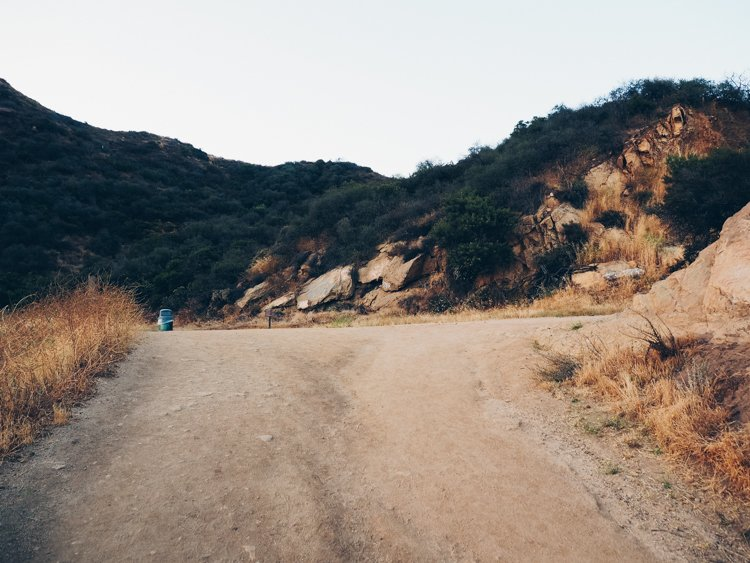 The Hollywood Sign Trail via Brush Canyon Trail