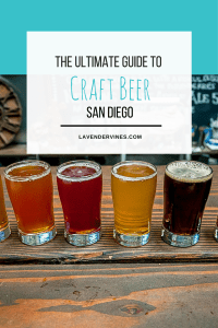 Craft beer, San Diego, California