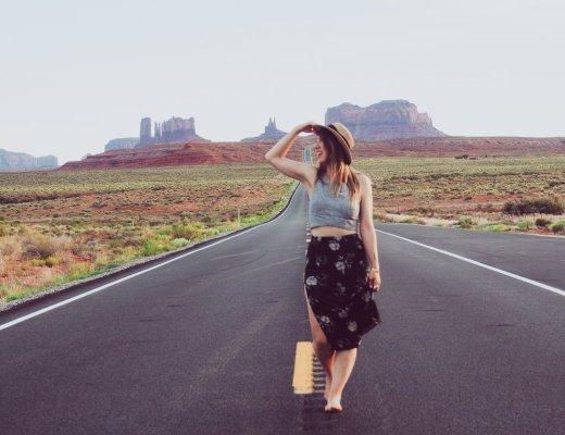 Visiting Monument Valley, Arizona