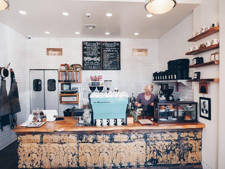Best Coffee Shop in Venice Beach - Menotti's Coffee Shop