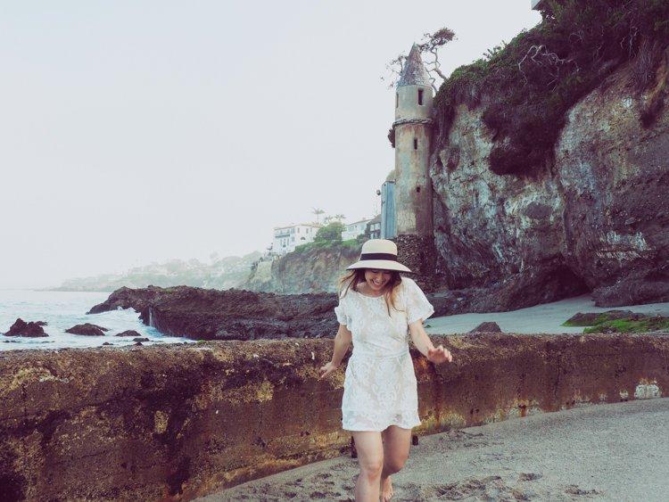 Pirate Tower Victoria Beach Laguna