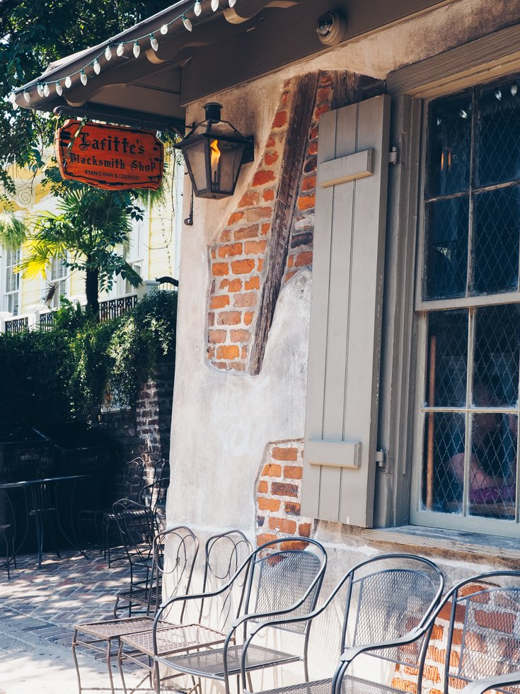 Lafitte's Blacksmith Shop - Things you must do in the French Quarter