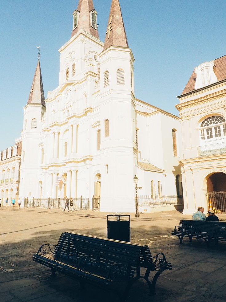 New Orleans photography - St. Louis Cathedral