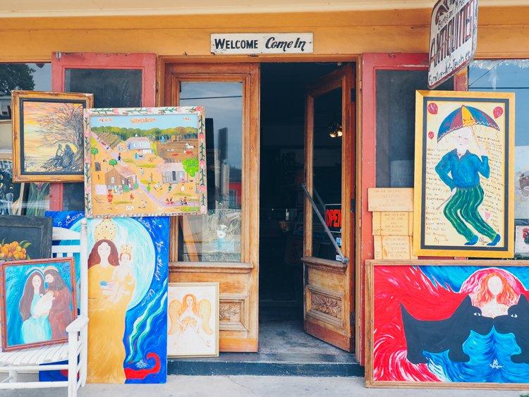 Magazine Street - Garden District - Visiting New Orleans
