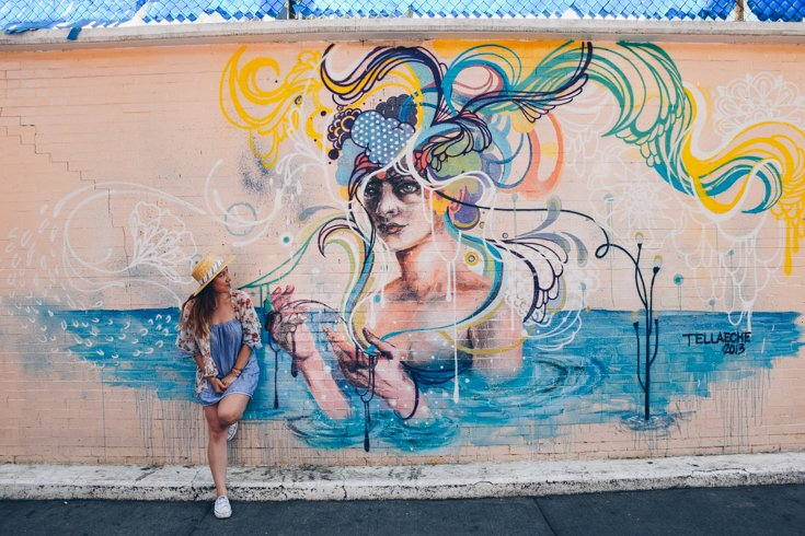 La Roma, Mexico City - Tips for taking great photos of yourself